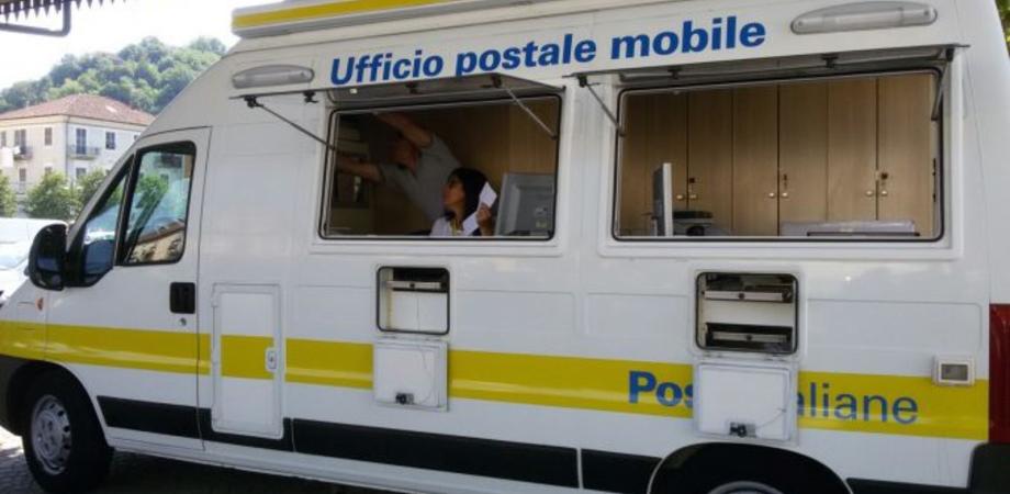 Ufficio postale mobile a Resuttano, da venerdì sarà disponibile in via Luigi Ippolito