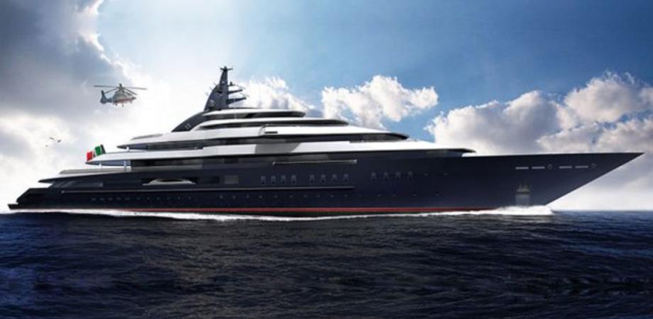 Il fondatore di Amazon in Sicilia, sbarca alle Eolie con il suo lussuoso yacht Jeff Bezos