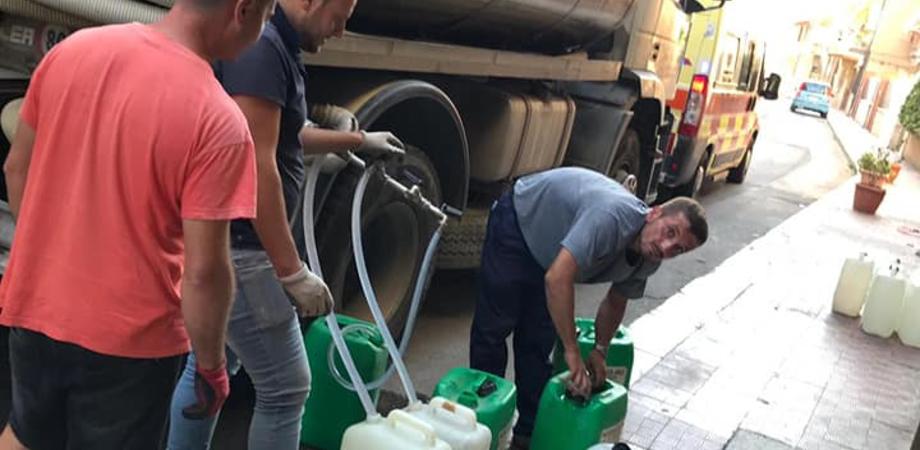 Gela, rientra l'emergenza idrica: un calvario durato otto giorni con una città al collasso