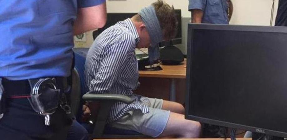 Carabiniere ucciso, sarà trasferito il collega che ha messo la benda al giovane americano