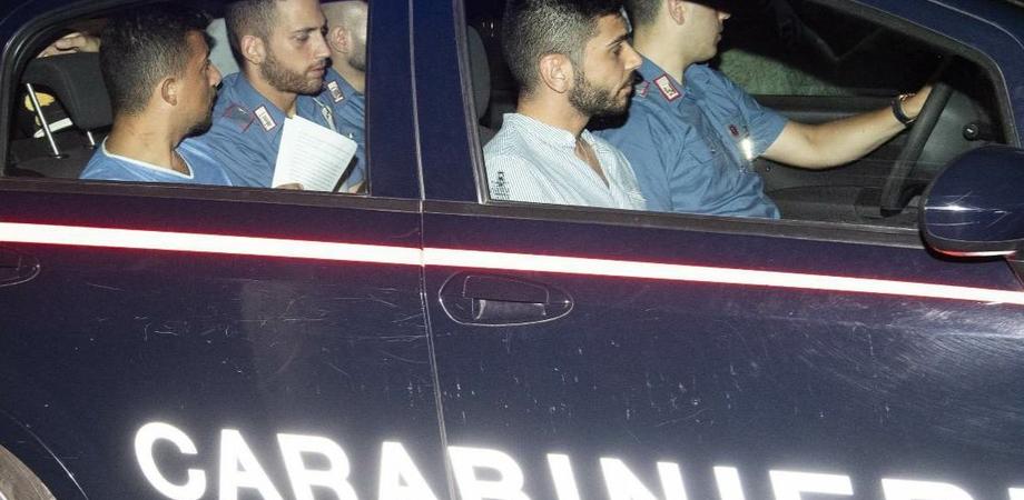 Carabiniere ucciso, i due arrestati ricevono la visita dell'autorità consolare Usa