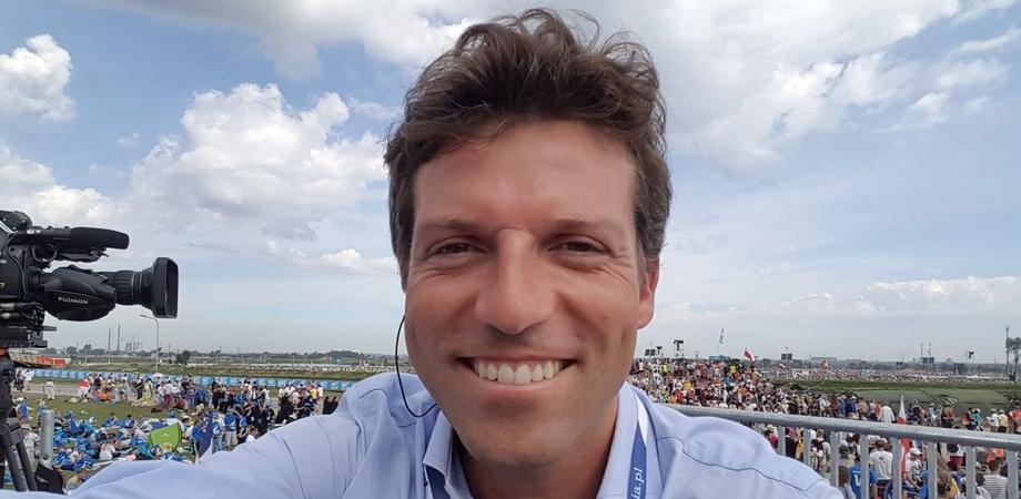 """Gela, premio nazionale """"La Gorgone d'Oro"""" per il giornalismo a Fabio Bolzetta per """"Miracoli a Lourdes. Il racconto di chi è stato guarito"""""""