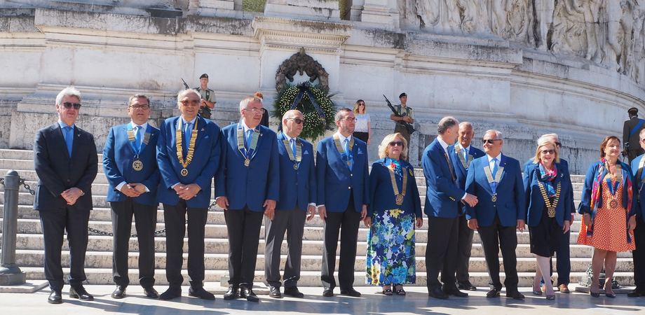 Rotary Club, inizia il nuovo anno sociale: il sancataldese Valerio Cimino è il nuovo governatore