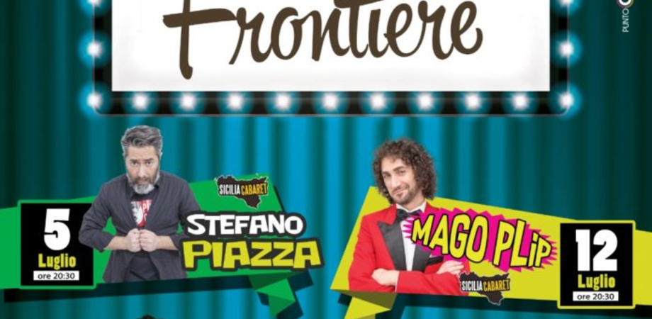"""""""Risate senza frontiere"""",  torna a Montedoro la rassegna di cabaret: sul palco il Mago Plip"""