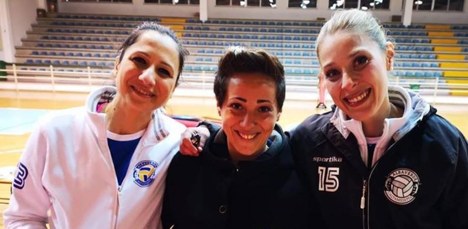 Albaverde Volley, la gelese Lorena Tilaro ritorna a Caltanissetta: indosserà la maglia della formazione nissena