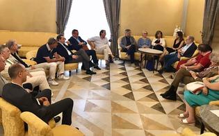 Sanità, corte d'Appello e viabilità a Caltanissetta. Giuristi cattolici e ordini professionali incontrano il sindaco