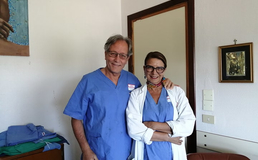 Caltanissetta, paziente in gravidanza rischia la vita per crisi eclamptica: mamma e bimbo salvati dai medici del Sant'Elia