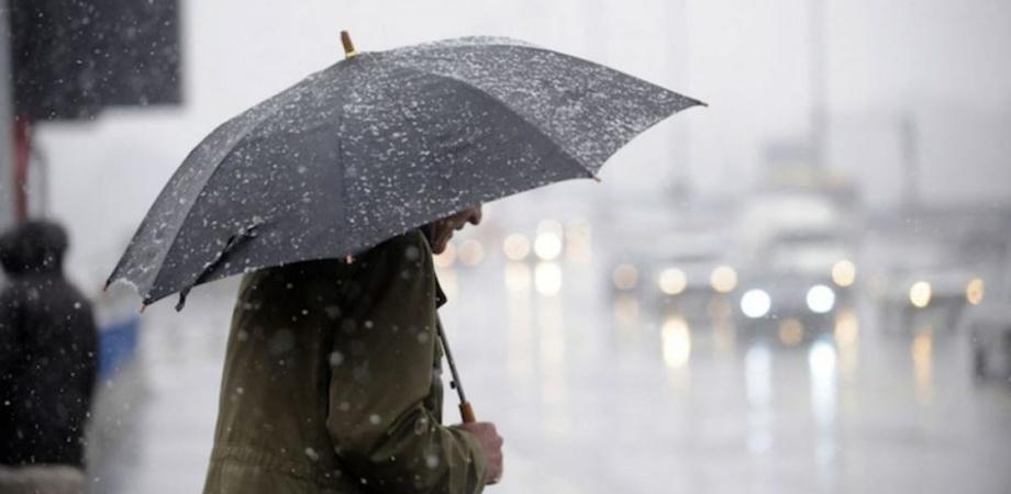Maltempo, allerta gialla in Sicilia: in arrivo piogge e temporali