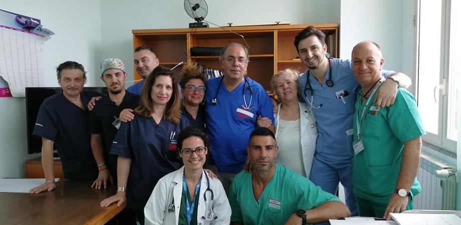"""Caltanissetta. Al Sant'Elia impiantato primo """"Loop Recorder"""": monitora il cuore del paziente per 3 anni"""