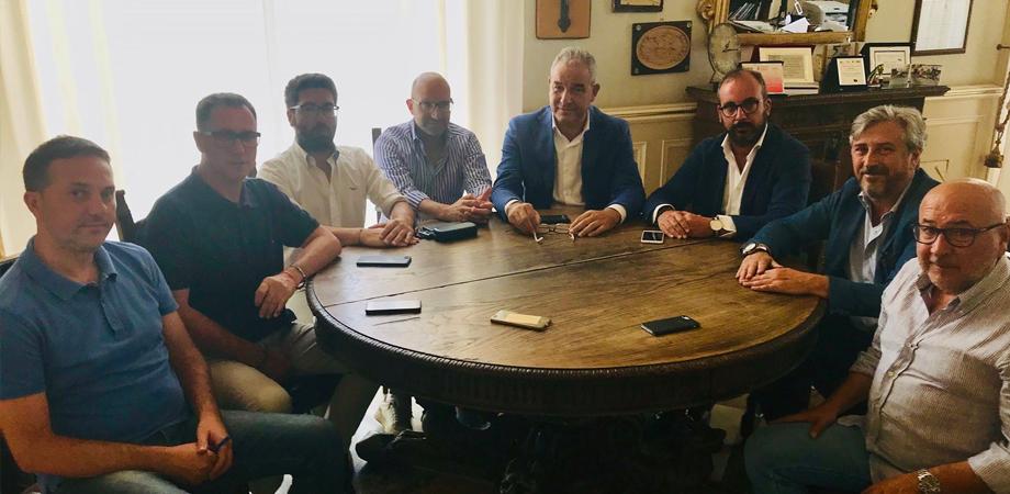 Caltanissetta, il sindaco incontra i segretari di Cgil, Cisl e Uil. Confronto su edilizia, sviluppo economico, servizi pubblici e lavoro