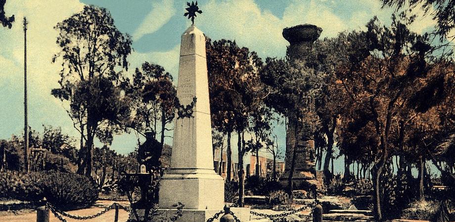 Gela dimentica il suo monumento ai caduti, Mulè propone di trasferirlo a largo San Biagio