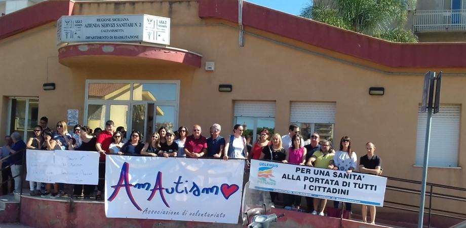 A Gela manca un centro diurno per autistici, è protesta. L'Asp: pronti ad intervenire