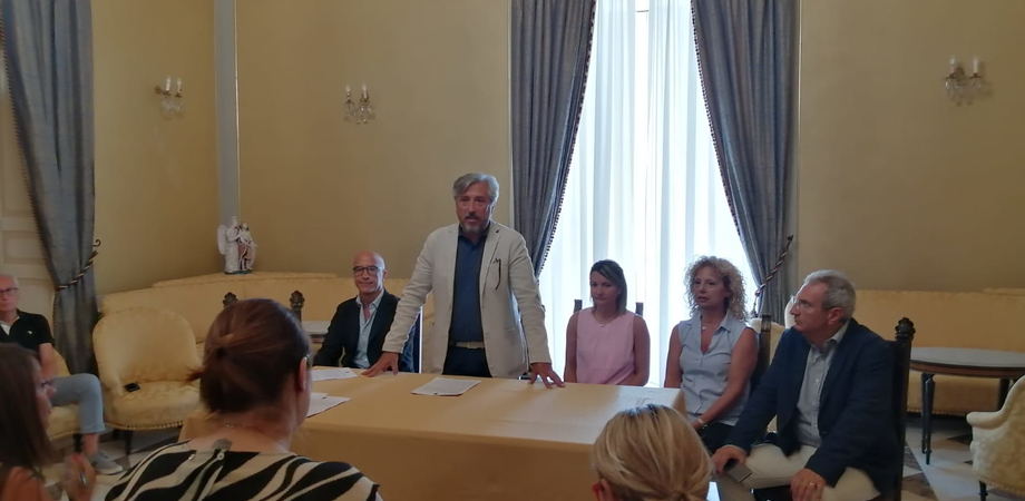 """""""I miei primi 100 giorni"""", il sindaco di Caltanissetta traccia un bilancio: """"Siamo qui per ascoltare tutti"""""""