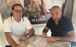 Calcio, la Nissa ripescata in Promozione: Gianfilippo Di Matteo sarà l'allenatore