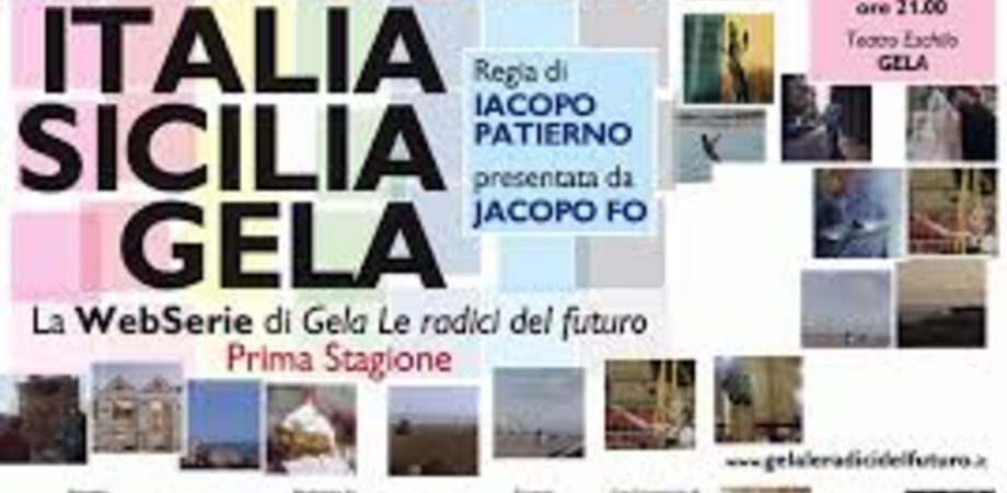 """La web serie """"Italia Sicilia Gela"""" vince al Sicily Web Fest, racconta la storia di sette gelesi"""