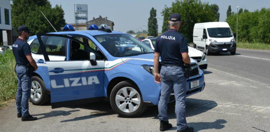 Caltanissetta, polizia stradale: controllati 71 veicoli e accertate 25 infrazioni
