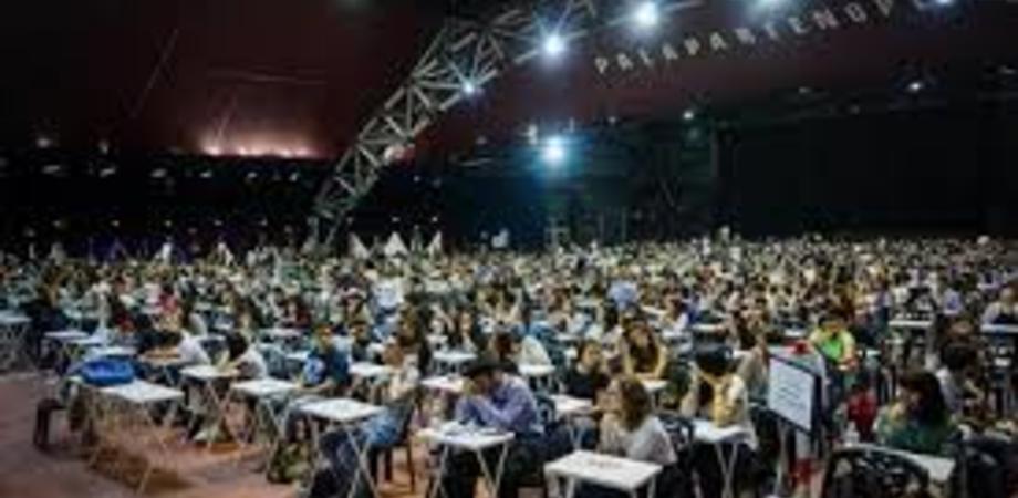 Un esercito di candidati per accedere ai corsi di laurea in Medicina: sono 68 mila per 11 mila posti