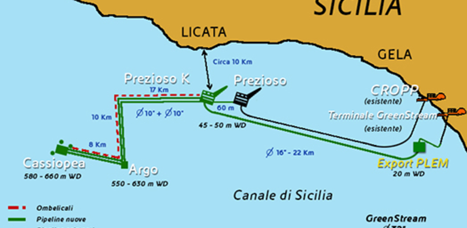 """Riconversione della Raffineria di Gela a rischio, Arancio (Pd): """"Il governo intervenga per sbloccare progetto Argo - Cassiopea"""""""