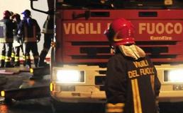 Caltanissetta, corto circuito in un palazzo di via Libertà: intervengono i vigili del fuoco