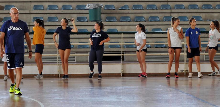 Caltanissetta, l'Albaverde inizia la preparazione atletica: ecco le convocate da Di Mario