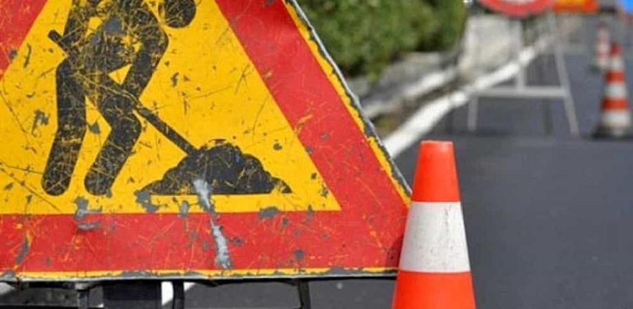 Sicilia, Anas: giovedì e venerdì chiusura Ss 190 a Sommatino per lavori di pavimentazione