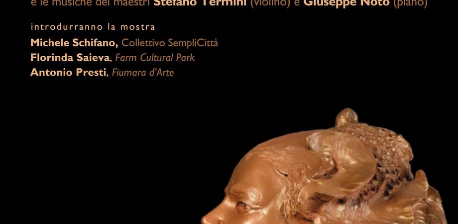 """""""La donna,un libro d'arte"""", il castello di Mussomeli accoglie le opere dello scultore Mario Termini"""
