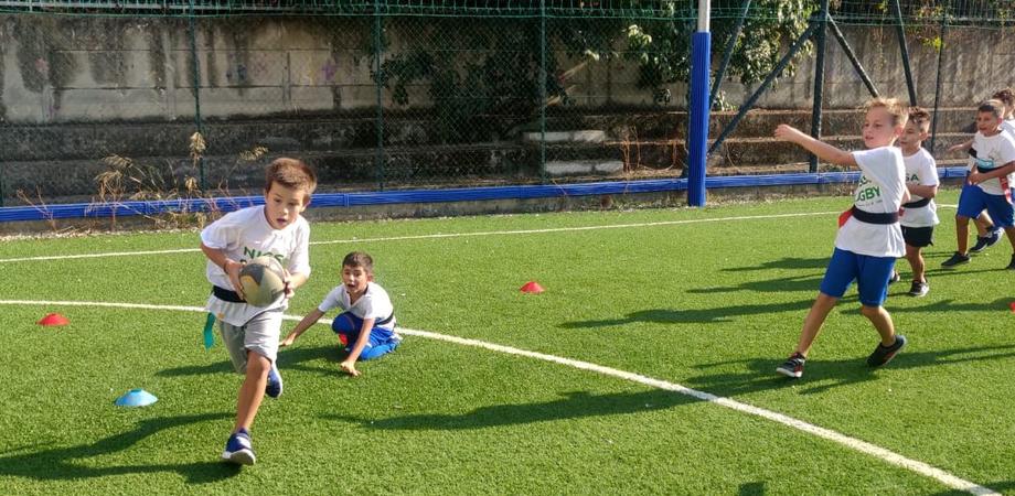 Nissa Rugby, open day al campo polivalente Amari: presente lo staff tecnico e societario