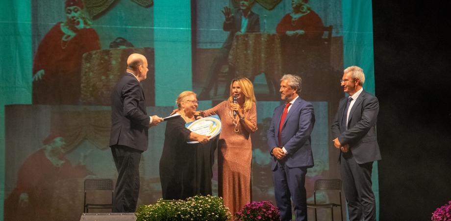 """A Caltanissetta si conclude il premio nazionale """"Michele Abbate"""": tutti i premiati"""