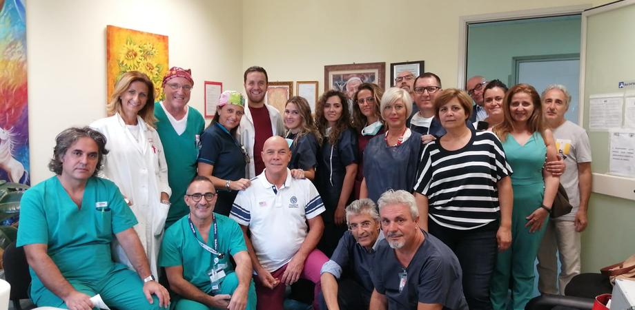 All'ospedale Sant'Elia nuovo corso sugli accessi vascolari: per salvaguardare il patrimonio venoso dei pazienti