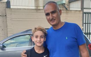 Calcio, il giovane nisseno Diego Parla alla quinta edizione del
