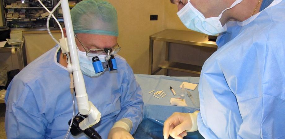 Stop agli interventi di cataratta fuori il Comune, la Cgil Caltanissetta chiede il reparto di Chirurgia Oculare
