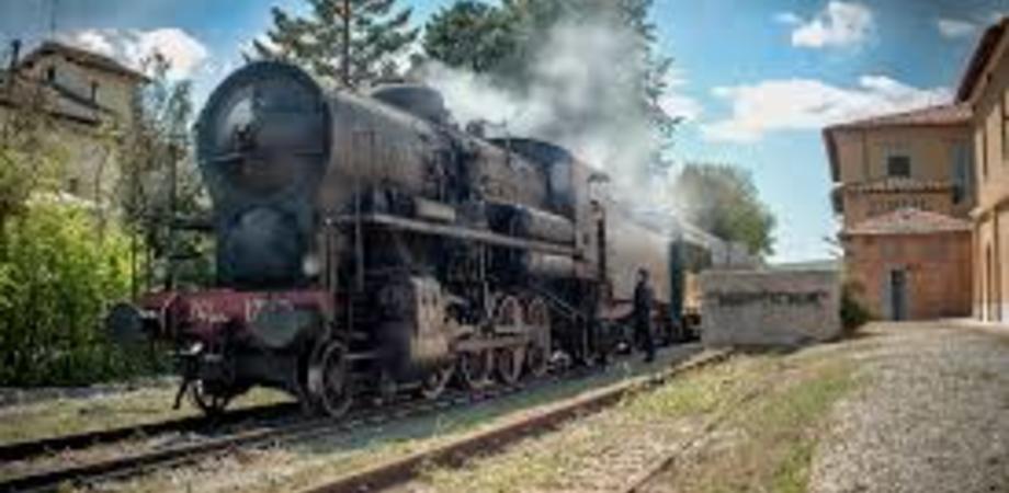 Treno storico in partenza da Caltanissetta, domenica ingresso gratuito alla Valle dei Templi