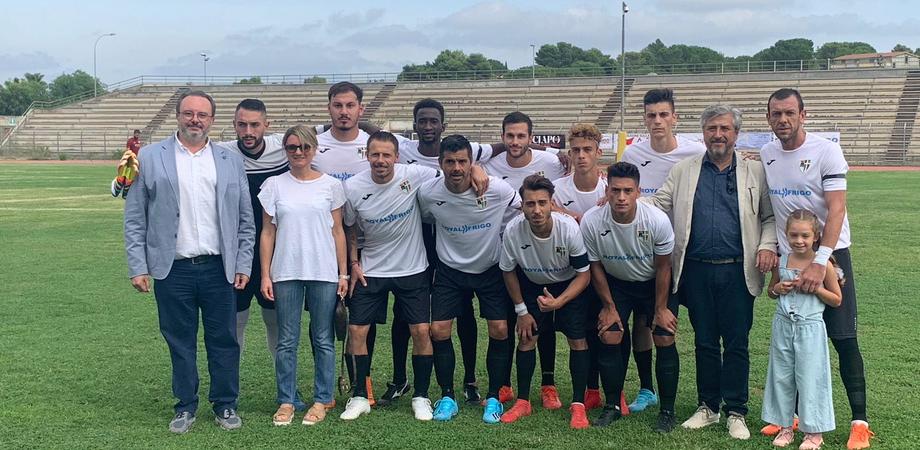 Calcio, la Nissa si impone sul Città di Casteldaccia per 3 a 0
