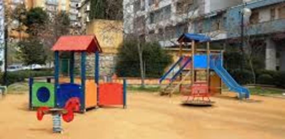 Caltanissetta, riparati i giochi al parco Robinson. Il Comune punta a dotarlo di giochi inclusivi