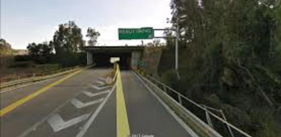 Autostrada A19, svincolo di Resuttano: da lunedì interventi di pavimentazione sulle rampe