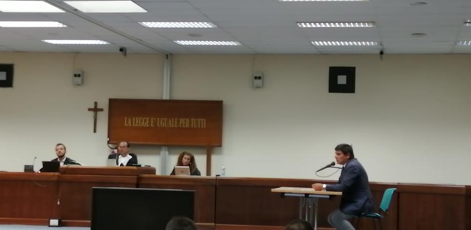 """Sistema Montante, l'ex sindaco Messana sul banco dei testimoni: """"Io incalzato dalla commissione antimafia"""""""