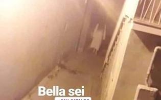 Tunica bianca e capelli sul volto, la psicosi Samara colpisce anche San Cataldo