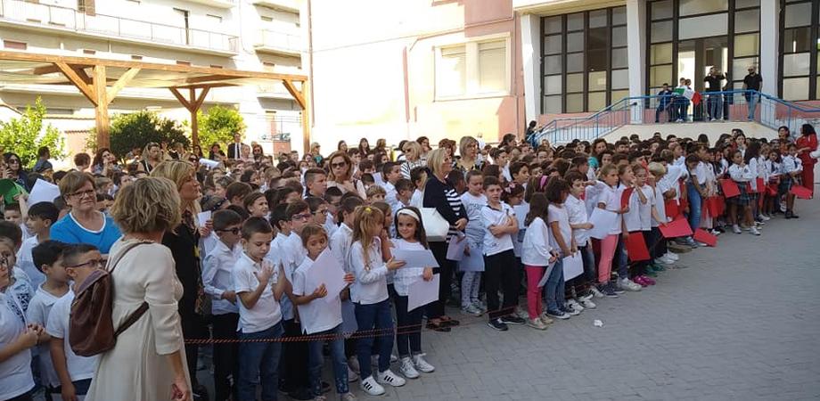 """Gela, inaugurato l'anno scolastico alla """"Solito"""". Il sindaco: """"La scuola è il cuore di una città"""""""