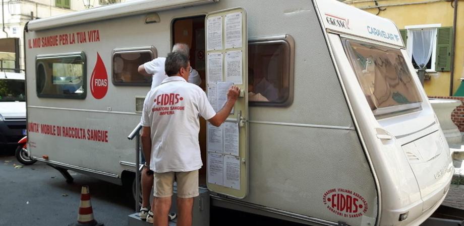 Caltanissetta, una nuova autoemoteca per la Fidas: domani il taglio del nastro
