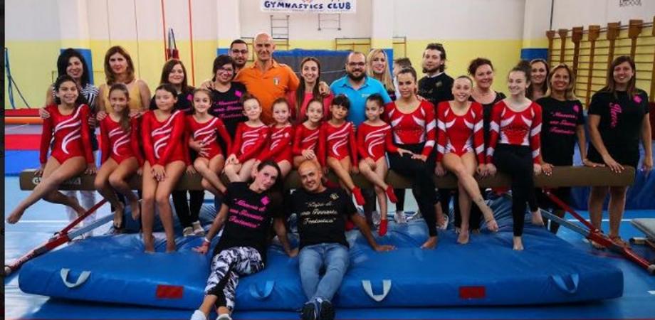 Gela, la Gymnastics Club pronta a spegnere le sue prime venti candeline: tanti i progetti in cantiere