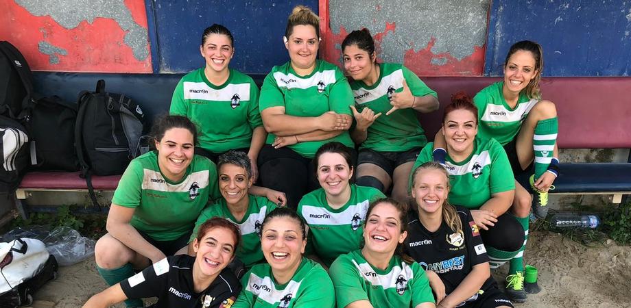 Cerbere Nissa Rugby, coppa Italia a Palermo: due vittorie ed una sconfitta