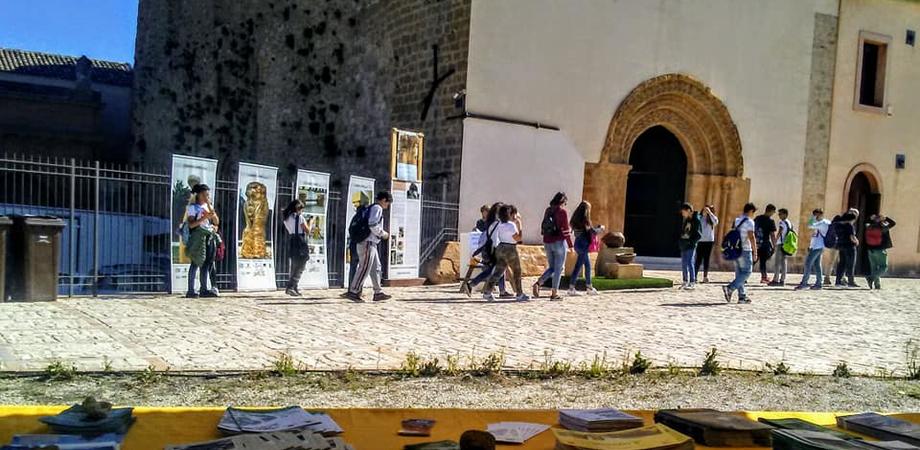 """Ultima giornata a Caltanissetta con """"Paesaggi di mezzo"""": domani escursione a Capodarso"""