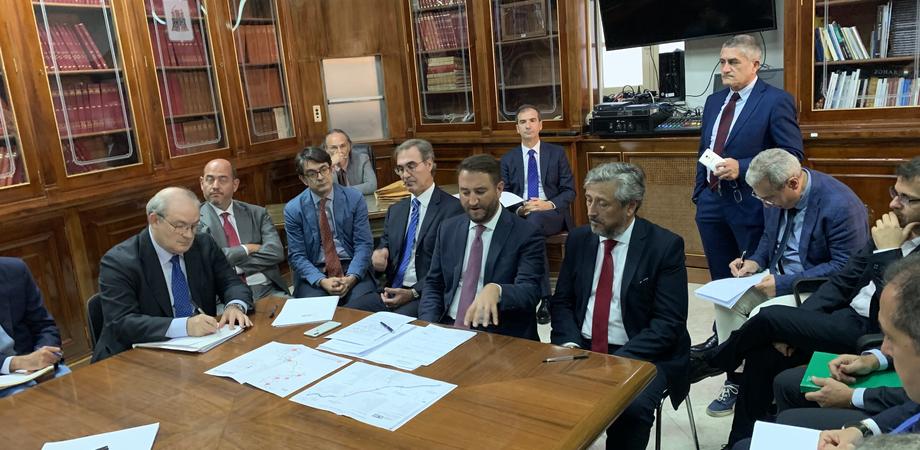 """Ss640, tavolo tecnico a Caltanissetta. Il sindaco: """"Priorità del Governo per ridare credibilità alle istituzioni"""""""