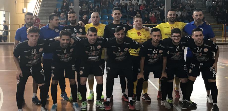 Pro Nissa Futsal, battuta d'arresto a Cosenza. I nisseni sconfitti con il risultato di 4 a 2