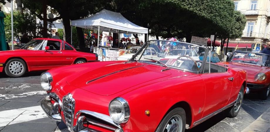 Amanti dell'Alfa Romeo, domenica a Caltanissetta un raduno di veicoli storici e moderni