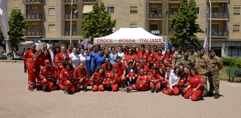 Alla Croce Rossa di Caltanissetta al via la campagna di reclutamento per i nuovi volontari