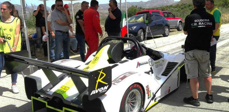 Slalom Roccella - San Cataldo, domani le verifiche: 74 gli iscritti alla sfida automobilistica