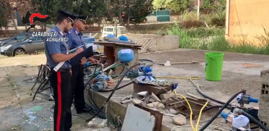 A Licata arrestato un intero condominio: in 24 non pagavano acqua ed energia elettrica
