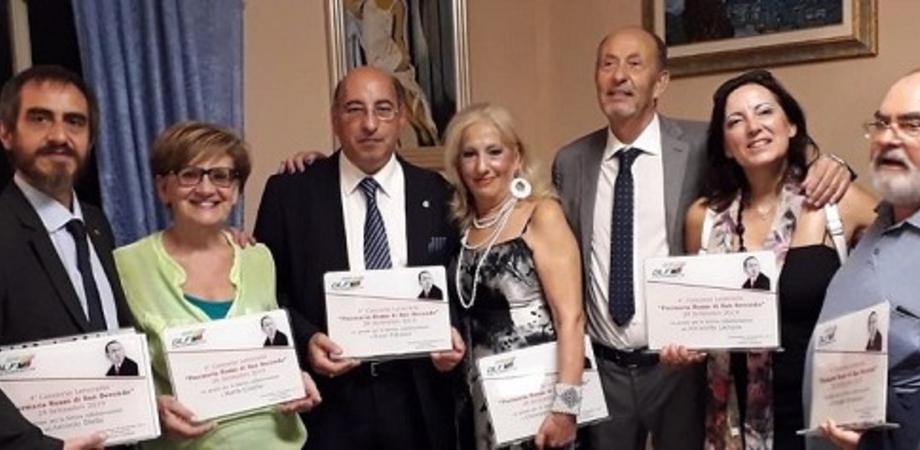 """""""Rosso di San Secondo"""", a Caltanissetta la cerimonia di premiazione del concorso letterario di narrativa"""