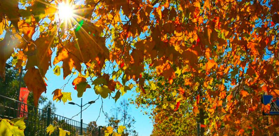 In Sicilia l'autunno tarda ad arrivare: ancora caldo per una settimana